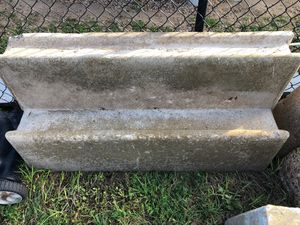 Concrete steps 4' wide for Sale in Edna, TX