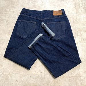 Massdrop Naked Famous Denim Ichiban Selvedge Men 36x30 Jeans Japan Dark Blue for Sale in Union City, CA