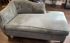 Gray Couch for Sale in Trenton, NJ