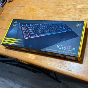 Corsair K55 Keyboard Gaming for Sale in Glendora, CA