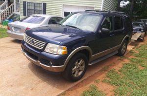 Ford Explorer 2004 Eddie Bauer for Sale in Monroe, GA