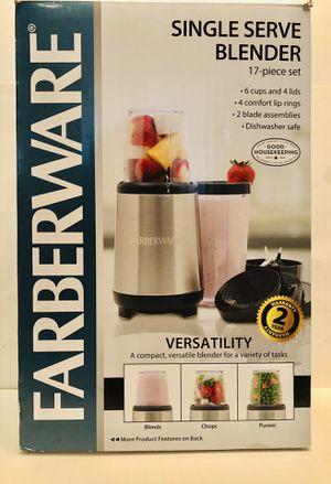 Faberware Single Serve Blender for Sale in College Park, GA