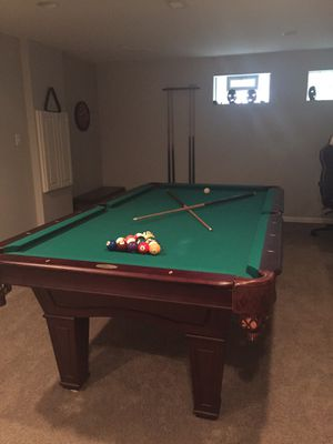 Pool table for Sale in Chesterfield, MO