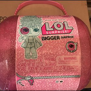 LOL Bigger Surprise Over 60+ Surprises Brand New Sealed for Sale in Phoenix, AZ
