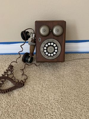 Vintage style phone for Sale in Apopka, FL
