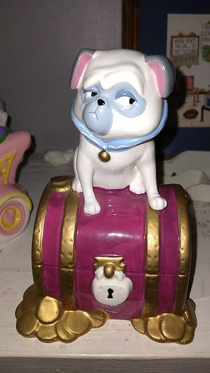 Disney piggy bank for Sale in St. Petersburg, FL