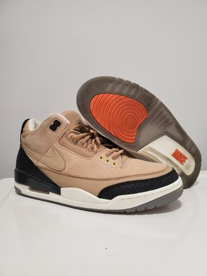 "Jordan 3s jth"" bio beige"" size 10.5 excellent condition for Sale in Buffalo, NY"