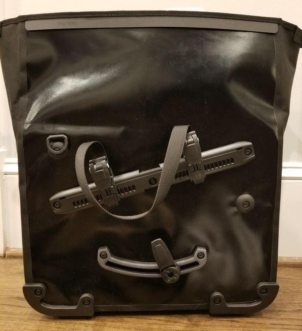 NEW! Ortlieb Office Bike Briefcase