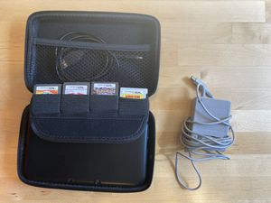 Nintendo 3DS XL + 7 Games for Sale in Silver Spring, MD