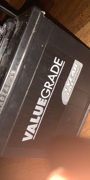 Car battery for Sale in Chicago, IL