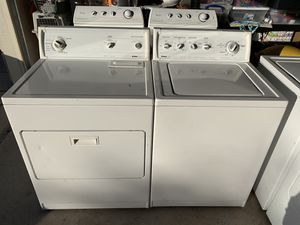 KENMORE WASHER & DRYER SET for Sale in San Antonio, TX