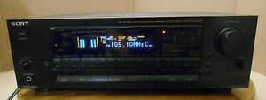 SONY STR-D711 5.1 CHANNEL AV RECEIVER for Sale in Tucker, GA