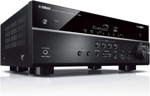 Yamaha Audio 4.3 out of 5 stars26Reviews Yamaha RX-V485BL 5.1-Channel 4K Ultra HD AV Receiver with MusicCast - Black for Sale in Cambridge, MA