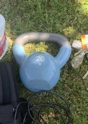 Kettle bell for Sale in Fontana, CA