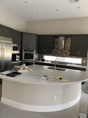 Kitchen remodel & Bathroom Credit card Accepted for Sale in Wellington, FL