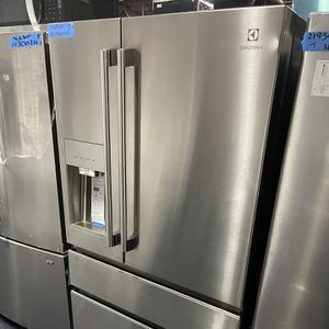 Brand New Electrolux French Door 36in Stainless Steel -6 Months Warranty for Sale in Baltimore, MD