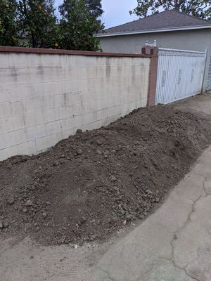 Dirt for Sale in Whittier, CA