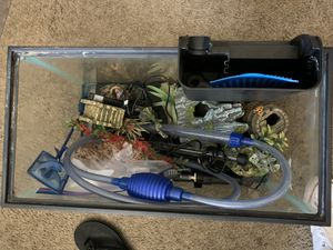 10 gal Fish Tank for Sale in Gilroy, CA