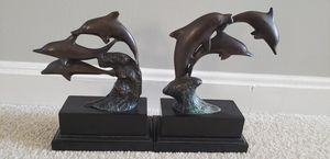Dolphin bookends for Sale in Alexandria, VA