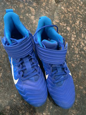 Football cleats size 10 new for Sale in Annandale, VA