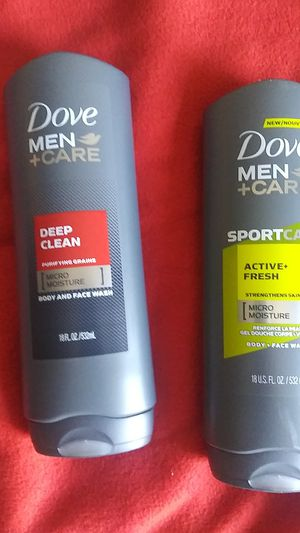 Dove body wash dove deoderant/old spice body wash and deoderant for Sale in Boston, MA