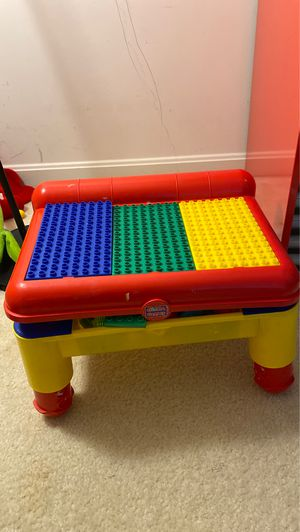 Lego table for Sale in Gainesville, VA
