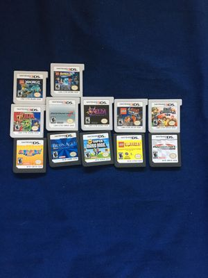 3ds games + ds games for Sale in Milwaukie, OR