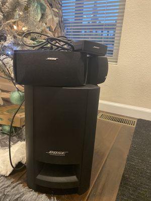 Bose CineMate Series II digital home theater speaker system for Sale in Newport Beach, CA