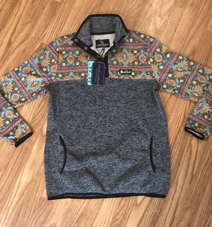 Simply Southern Quarter Button Up Size M Patagonia Supreme for Sale in Raleigh, NC