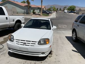 2003 Hyundai Accent for Sale in North Las Vegas, NV