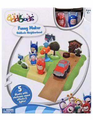 Funny Maker Oddbods Neighborhood Playset for Sale in Pinellas Park, FL