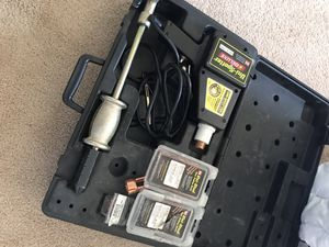 Stud welder set with an extra one for free for Sale in Los Angeles, CA