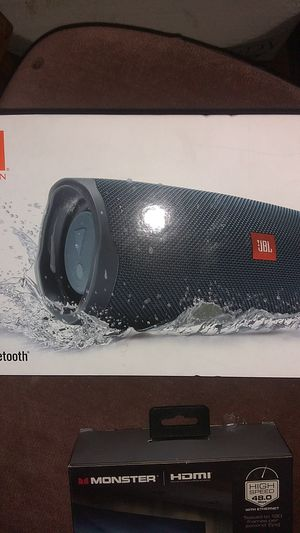 JBL CHARGE 4 SPEAKER for Sale in Indianapolis, IN