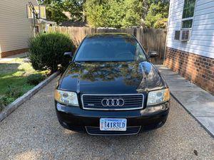 2003 Audi A6 for Sale in Glen Allen, VA