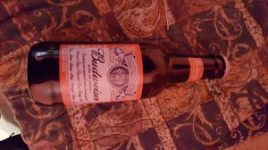 Budweiser Glass bottle collectible for Sale in Visalia, CA
