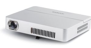 iCODIS RD-813 Mini Projector, 3000lm Portable Pico Projectors, Native HD Resolution, Support 1080P, 10000:1 Contrast Ratio, Build in 10000mAh Battery for Sale in Alta Loma, CA