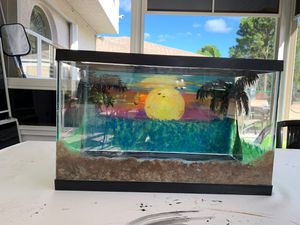Fish Tank for Sale in Port St. Lucie, FL
