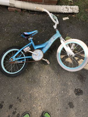 Kids bike- front wheel needs new tube for Sale in Westfield, MA