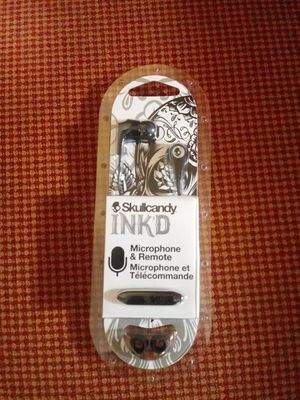 Skullcandy Ink'd Earbuds for Sale in Houston, TX