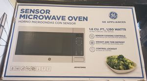 GE 1.6 Cu. Ft. Countertop Microwave Oven for Sale in Las Vegas, NV