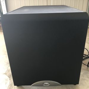 Klipsch 120V Subwoofer. for Sale in Tulare, CA