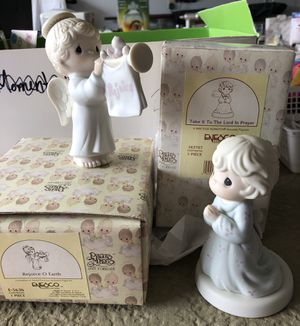 6 Precious moments in mint condition $5 each for Sale in New Castle, PA