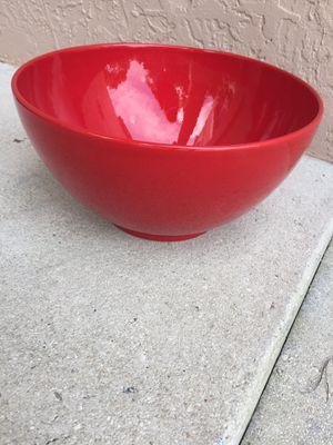 Brand New Waechtersbach Germany large Bowl diameter 11.5 height 6 for Sale in Plantation, FL