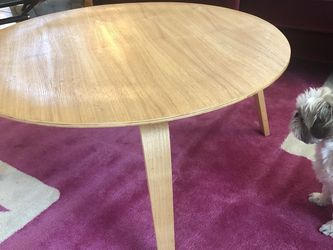 Bent Plywood Coffee Table for Sale in Austin,  TX