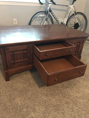 Solid Wood Coffee Table for Sale in Tampa, FL