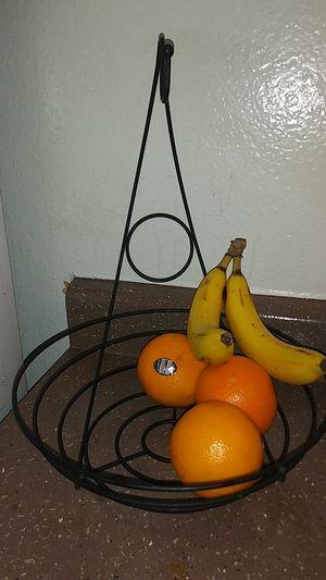 Fruit basket for Sale in Fresno, CA