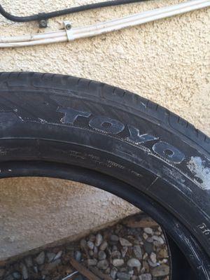 2 TOYO Tires for Sale in Santa Maria, CA