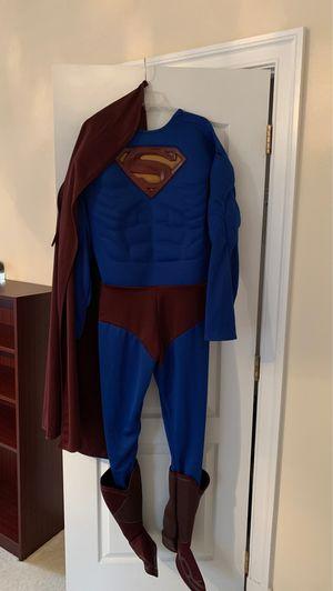 Superman Costume for Sale in Manassas, VA