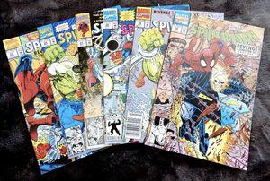 SPIDER-MAN REVENGE OF THE SINISTER SIX #1-6 MARVEL COMICS. Ungraded for Sale in Chandler, AZ