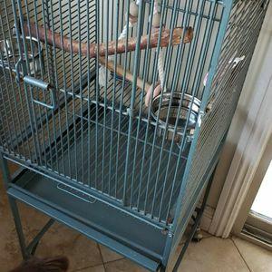 Bird Cage Malibu Cal Cage for Sale in Nuevo, CA